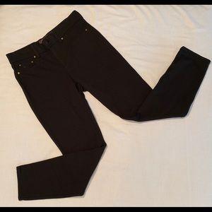 Gloria Vanderbilt Stretch Black pants Size 8